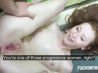 FuckOF - Had to Fuck Me Twice to Keep Her Job